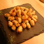 Muy ricos, mejillones en tempura