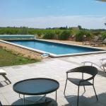 Piscine, terrasse cuisine d'été