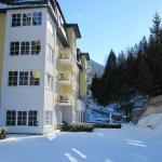 Hotellet fra terrassen