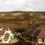 View over the Orme from Room 8