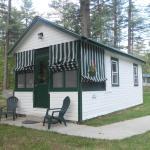 Cute Riverwood Cabin