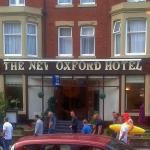 The New Oxford Hotel, Blackpool