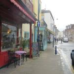 Whitstable town