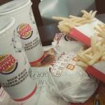Fotografia de Burger King