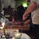 Il taglio della fiorentina