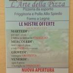 La pizzeria si è trasferita a Pieve emanuele in via Fizzonasco ascoltare, 46.