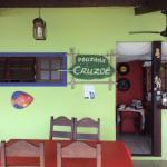 Recepção e Restaurante!