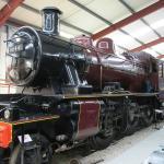 LMS Ivatt BR 2MT loco