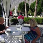 Citron Restaurant in the Viceroy Hotel Palm Springs