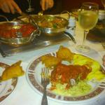 Fantastic meal.