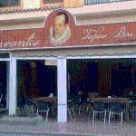 Photo of Cervantes