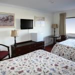 Rooms equipped with AC, Flat TV and refrigerator