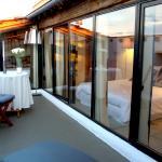 Diadem, chambre avec terrasse privative sur les toits