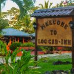 Photo de The Log Cab-Inn