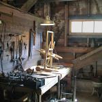Basement Workshop