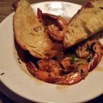 Shrimp appetizer. Very tasty.