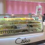 Cako Bakery, Oakridge Mall, San Jose, Ca