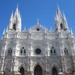 Santa Ana Cathedral front view
