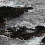 partial view of ocean
