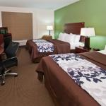 Sleep Inn & Suites Bush Intercontinental Airport IAH East Foto