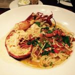 Lobster pasta