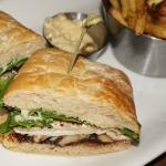 Chicken Brie Sandwich