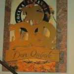 Don Quijote resmi