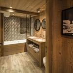 Salle de bains chambre familiale