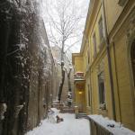 Hostel Walkway