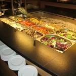 Salat-Büfett