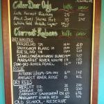 cellar door price list
