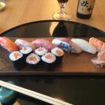 Assortiment sushi !