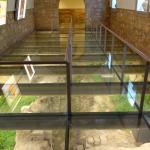 Baños Árabes de Jaén. Restos Arqueológicos Adyacentes