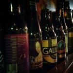 Beer's bottles decoration