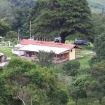 Vista do restaurante Pedra do Jair
