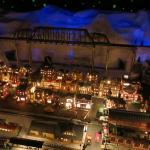 Model Railroad Nightfall