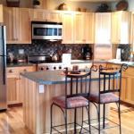 Kitchen in Aspen View Lodge