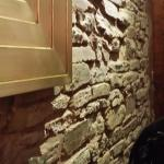 Exposed end wall - one décor success
