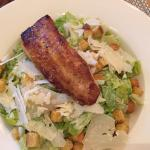 Ceaser Salad with Cobia