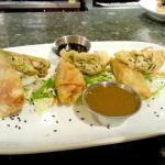 Chicken & Avocado Spring Rolls