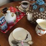 Cosy tea!