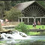 The Sugar Mill at De Leon Springs State Park