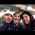 Great day at xscape snowboarding