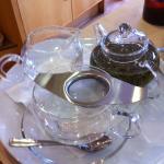 Tea at Maddocks'