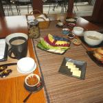 Wonderful breakfasts!