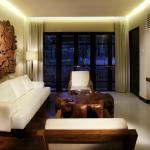 Tirta Executive Suite Living Room