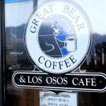 Great Bear Coffee, Los Gatos, Ca