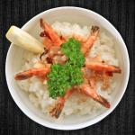 Prawn and Citrus Risotto