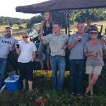 Game drive with sundowners