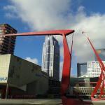 Rotterdam Schouwburg Square